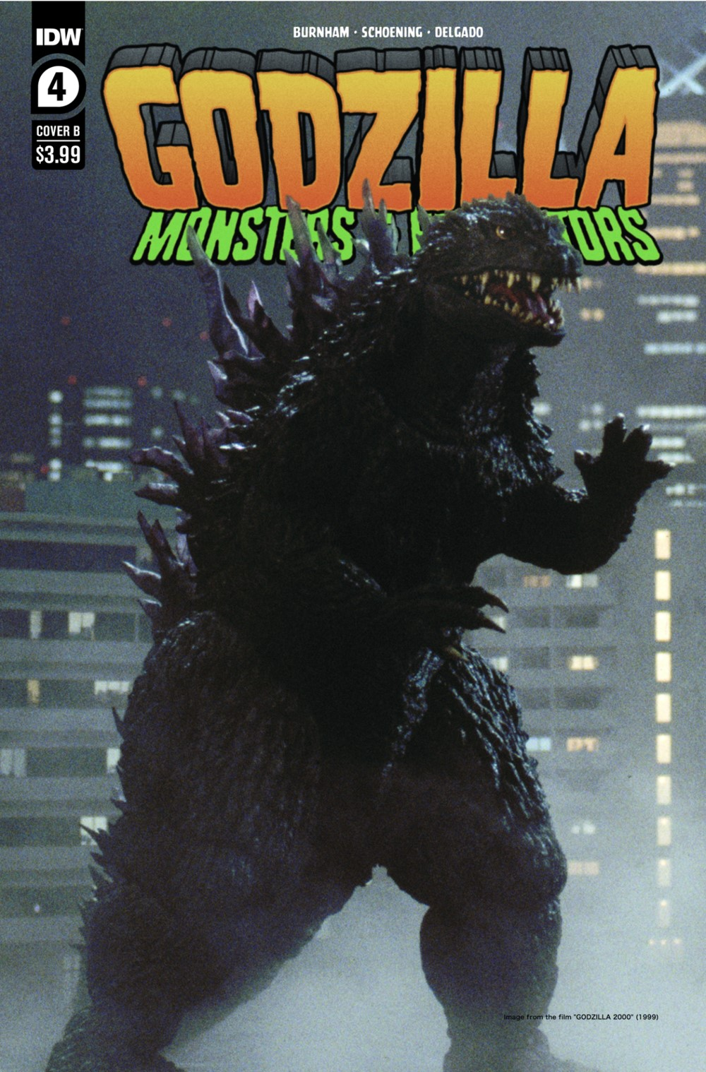 GODZILLA-MONSTERS-PROTECTORS-4-COVER-B ComicList: IDW Publishing New Releases for 07/21/2021