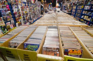Great-Escape-2-1-300x199 Local Comic Book Stores: The Buying Benefits Many Miss!