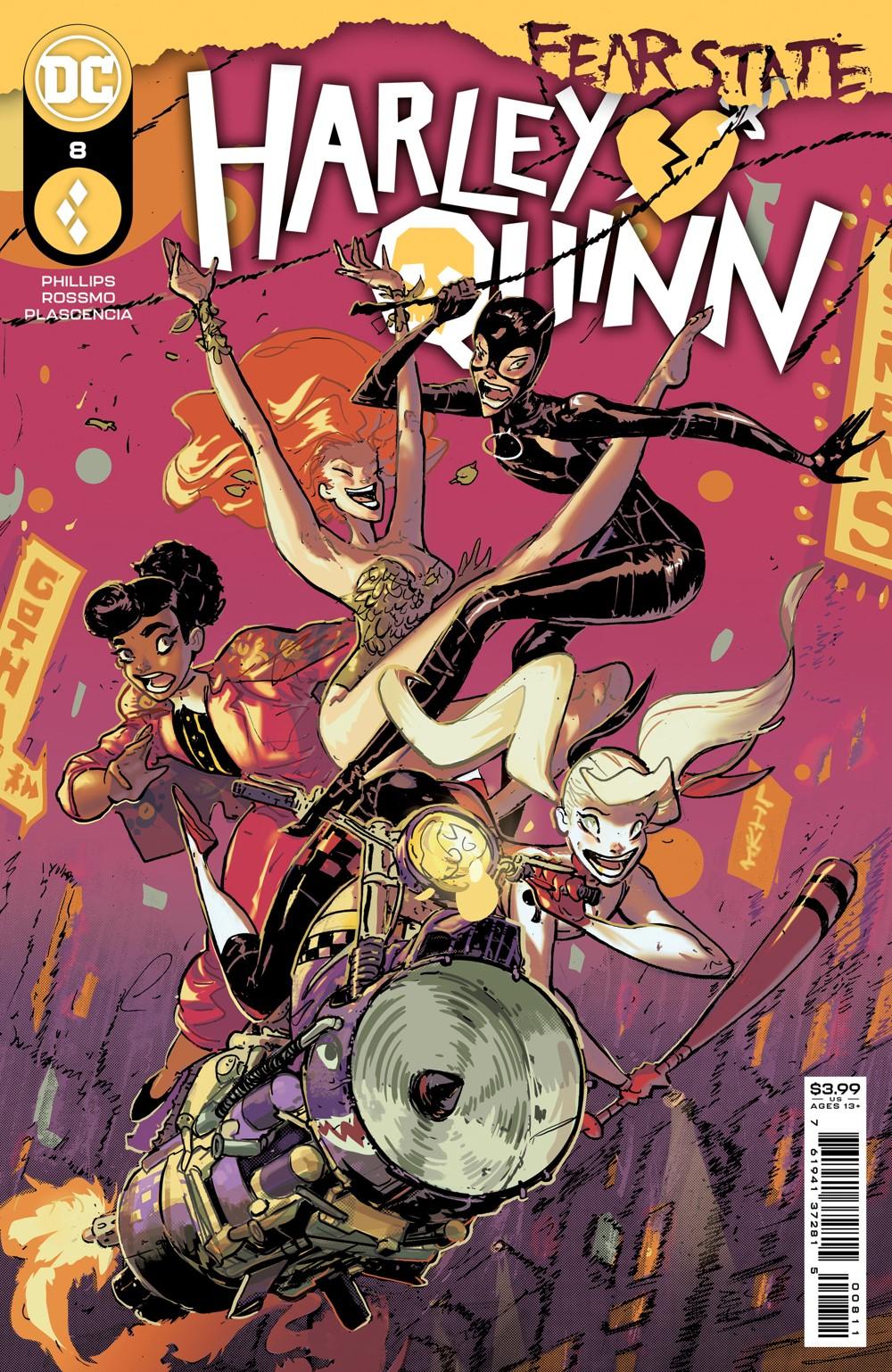 HQ_Cv8_00811 DC Comics October 2021 Solicitations