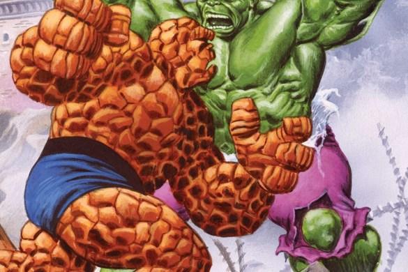 HULK2018050_MP_VAR Joe Jusko masters the art of Marvel Masterpieces trading card illustrations