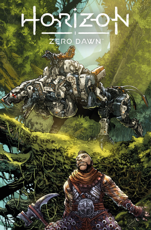 HorizonZeroDawn21_00_Cover_C ComicList Previews: HORIZON ZERO DAWN LIBERATION #1