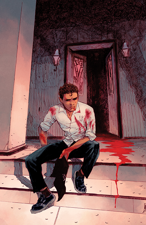 HouseSlaughter_001_Cover_B_Variant BOOM! Studios October 2021 Solicitations