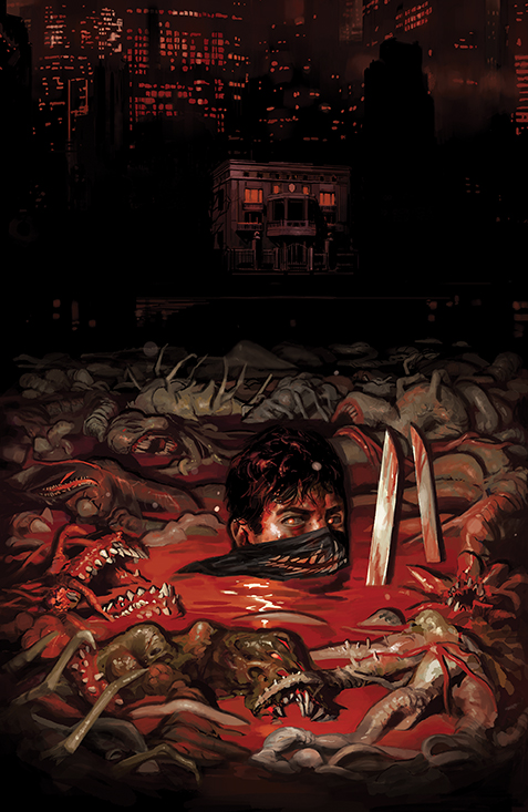 HouseSlaughter_001_Cover_F_Variant BOOM! Studios October 2021 Solicitations