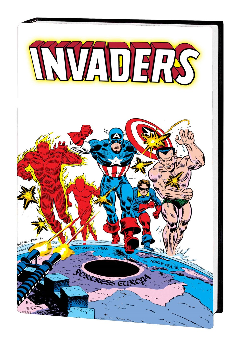 INVOMNIV1HC_COV1_col Marvel Comics October 2021 Solicitations