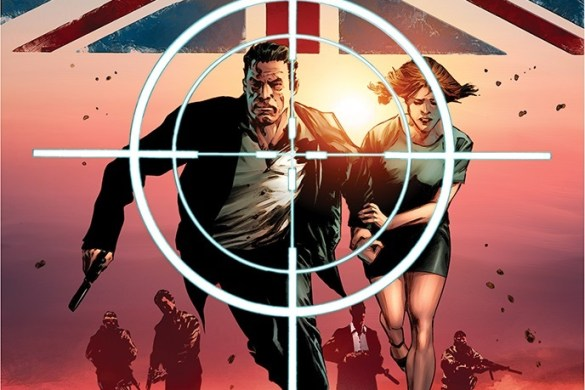 JBHimeros-01-01021-B-Guice First Look at JAMES BOND: HIMEROS #1 from Dynamite Entertainment