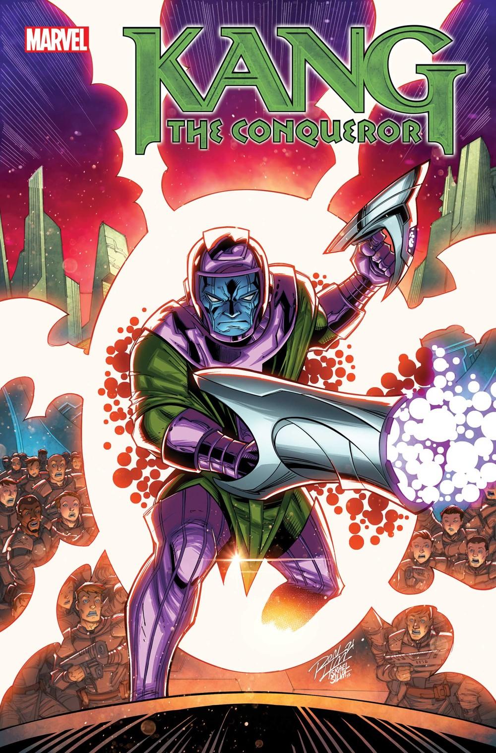 KANGCONQUEROR2021003_Lim_Var Marvel Comics October 2021 Solicitations