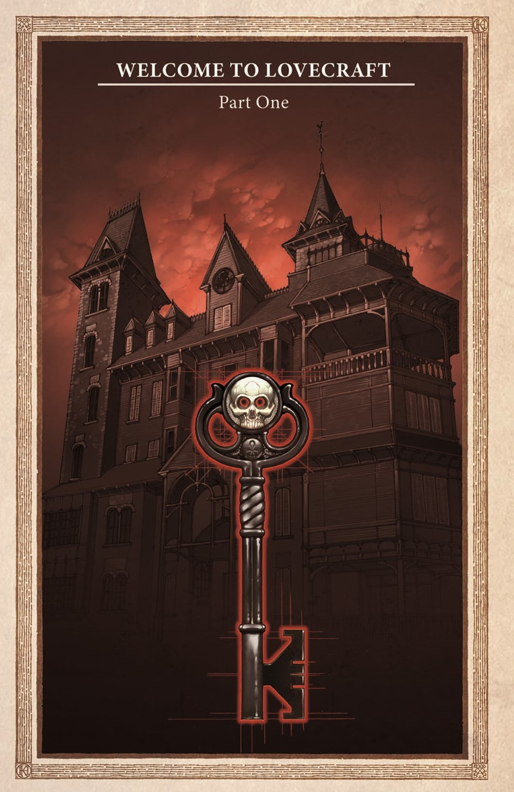 LnK-KeyhouseCompendium-pr-4 ComicList Previews: LOCKE AND KEY KEYHOUSE COMPENDIUM HARDCOVER COLLECTION