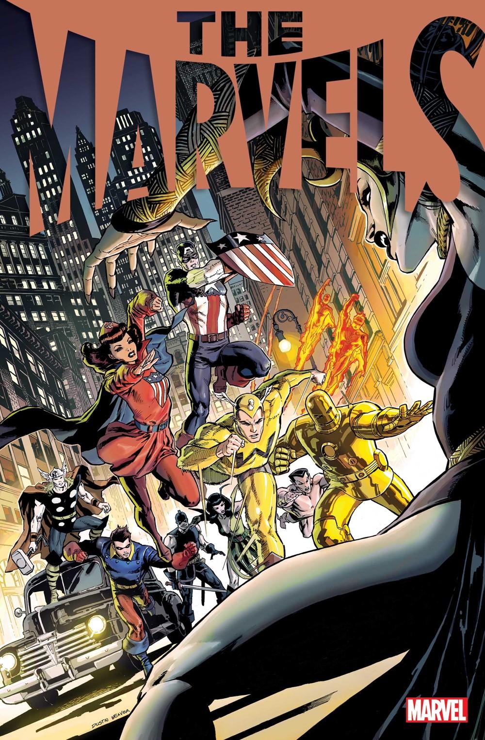 MAR2021006_Weaver_Var Marvel Comics October 2021 Solicitations
