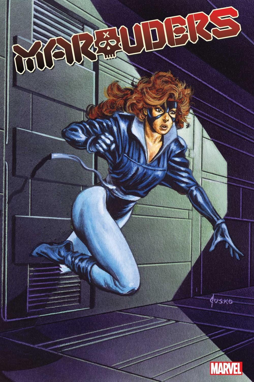 MARAUDERS2019025_B_MP_VAR-1 Marvel Comics October 2021 Solicitations