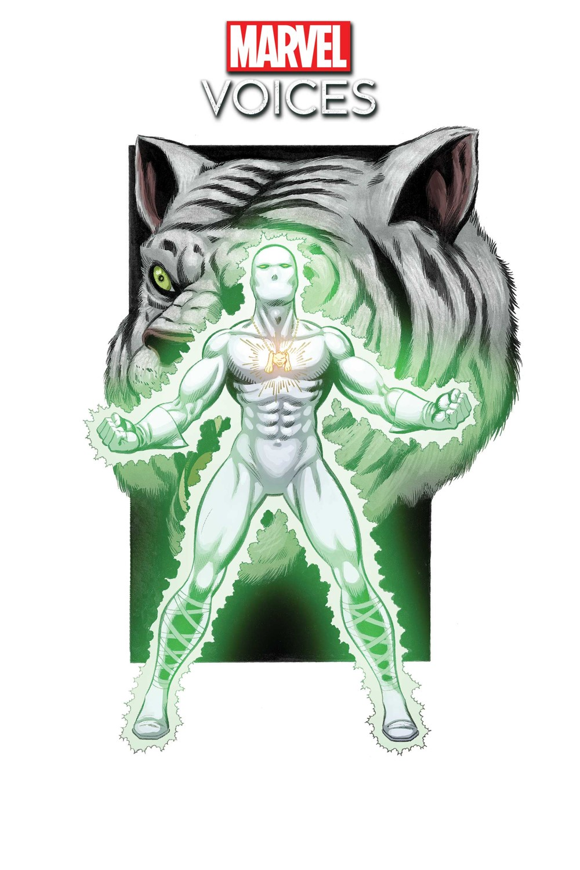 MARVOICESCOM2021001_Hidden_Gem Marvel Comics October 2021 Solicitations