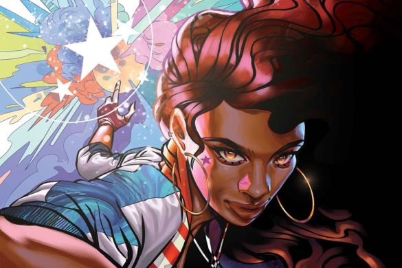 MARVOICESCOM2021001_Manhanini Latinx heroes and creators shall be celebrated in MARVEL'S VOICES: COMUNIDADES #1