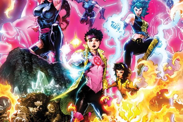 MARVOICESID2021001_TAN MARVEL'S VOICES: IDENTITY #1 covers to feature Asian super heroes