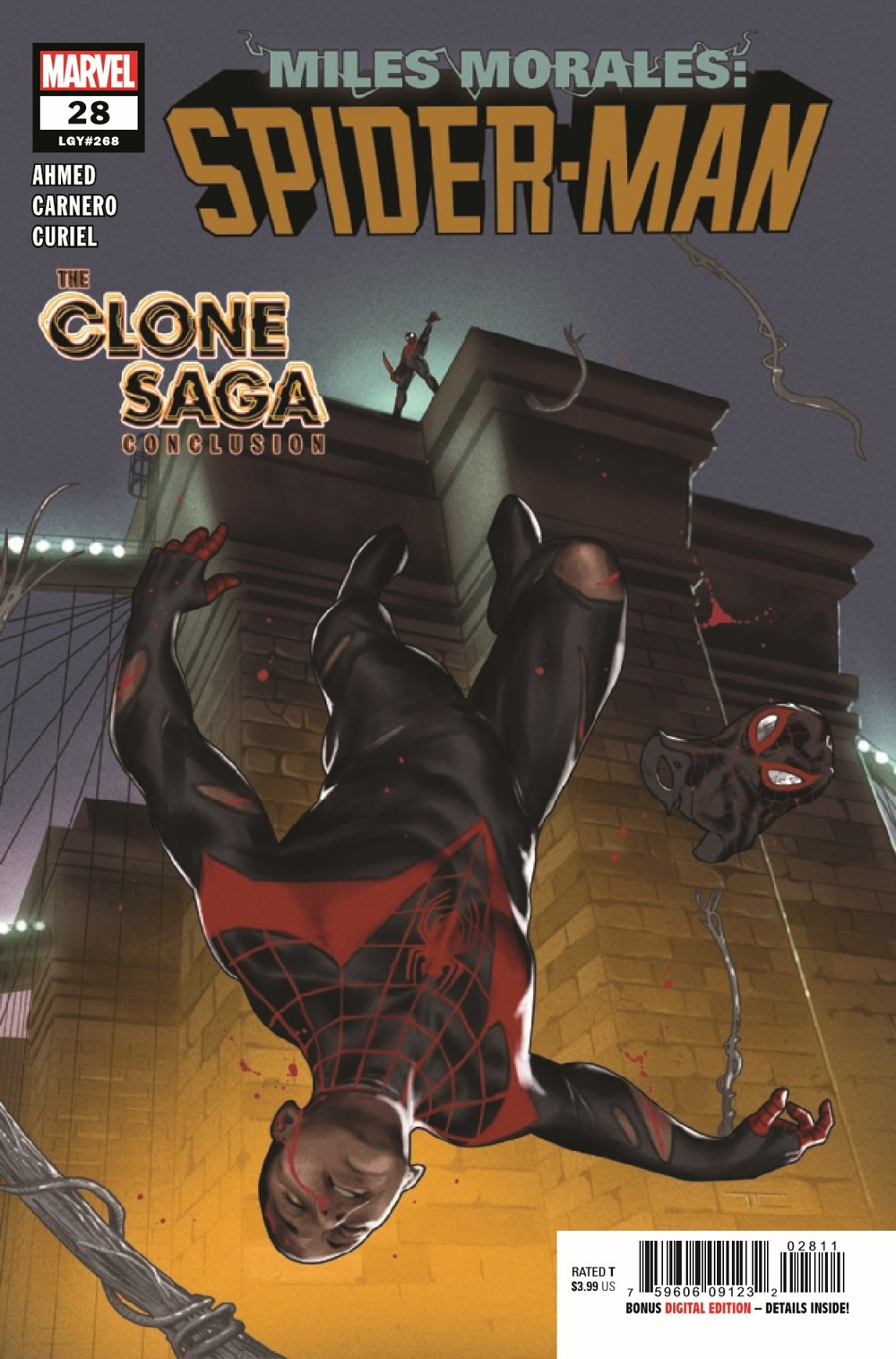 MMSM2018028_Preview-1 ComicList Previews: MILES MORALES SPIDER-MAN #28