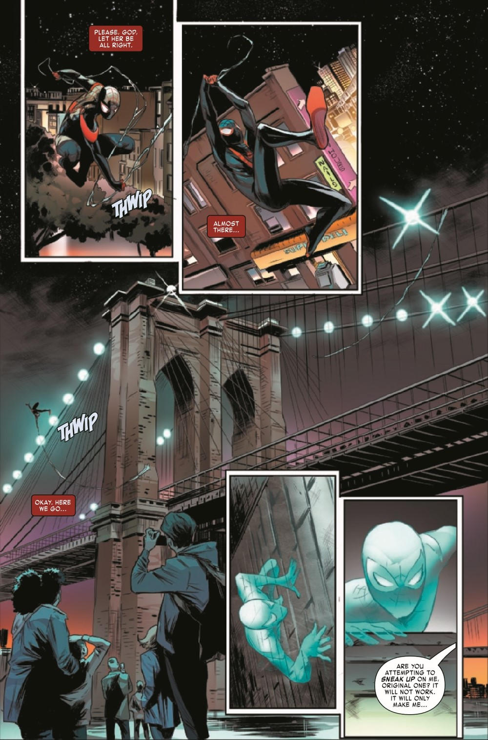 MMSM2018028_Preview-6 ComicList Previews: MILES MORALES SPIDER-MAN #28