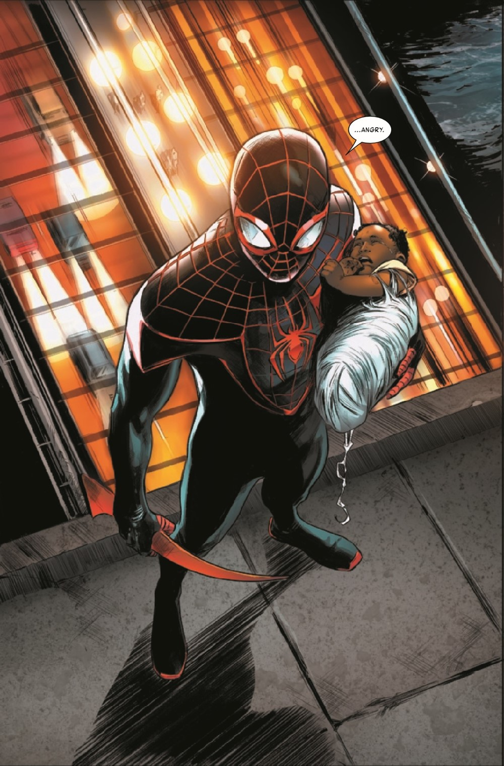 MMSM2018028_Preview-7 ComicList Previews: MILES MORALES SPIDER-MAN #28