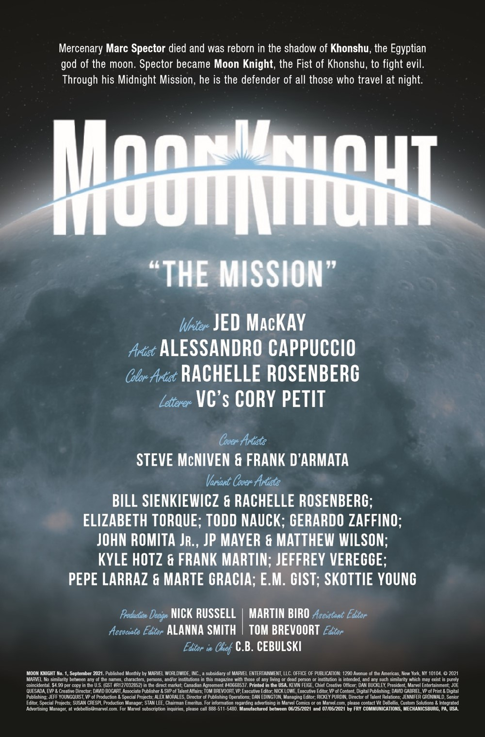 MOONKN2021001_Preview-2 ComicList Previews: MOON KNIGHT #1