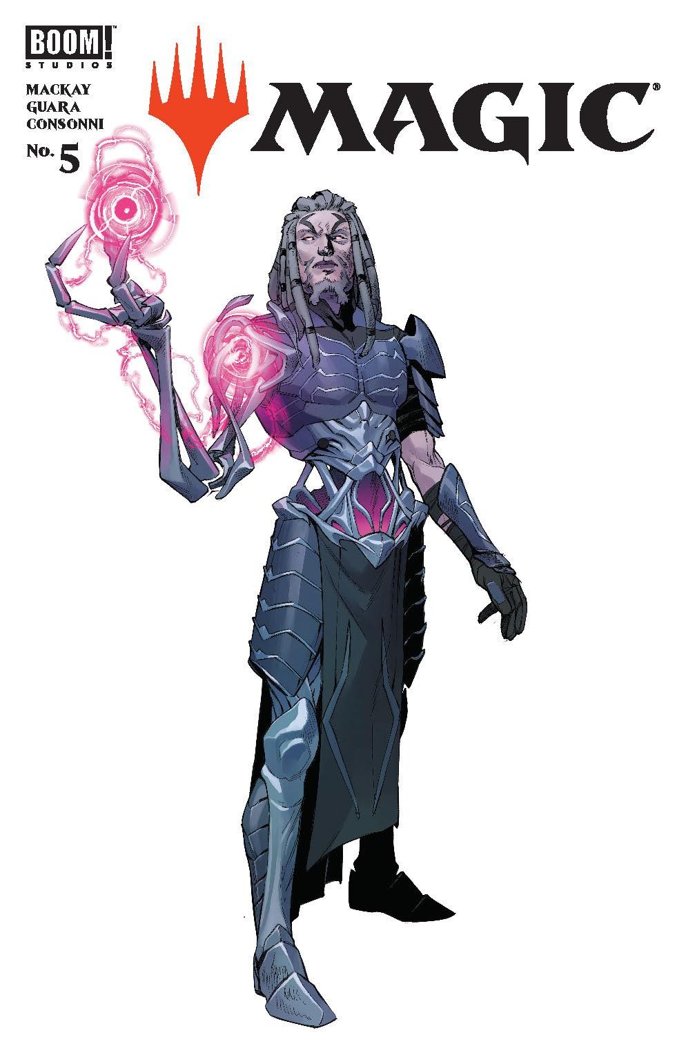 Magic_005_Cover_D_CharacterDesign ComicList Previews: MAGIC #5