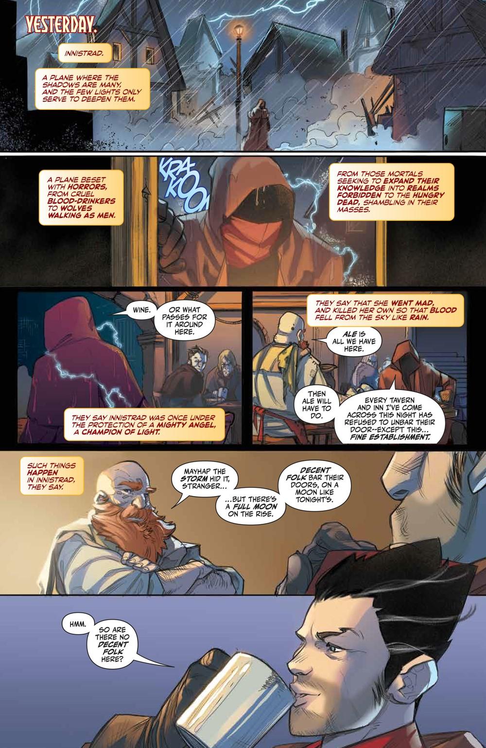 Magic_005_PRESS_3 ComicList Previews: MAGIC #5