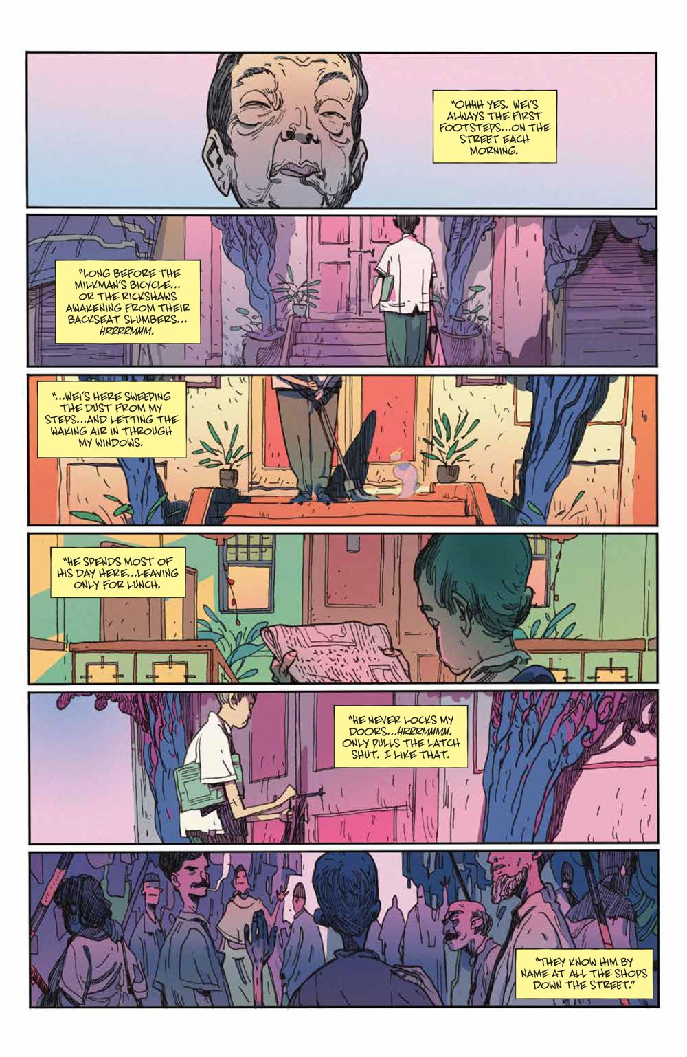 ManyDeathsLailaStarr_004_PRESS_6 ComicList Previews: MANY DEATHS OF LAILA STARR #4 (OF 5)