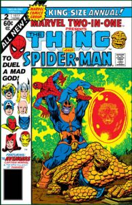Marvel_Two-In-One_Annual_Vol_1_2-194x300 Trends & Oddballs: Order, Chaos, & Marvel Two-In-One Annual #2