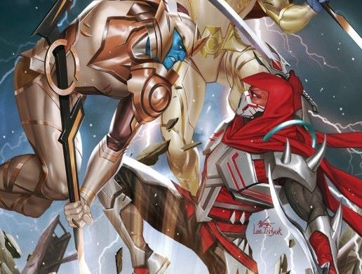 MightyMorphin_010_Cover_Main_PROMO-2 First Look at MIGHTY MORPHIN #10 from BOOM! Studios