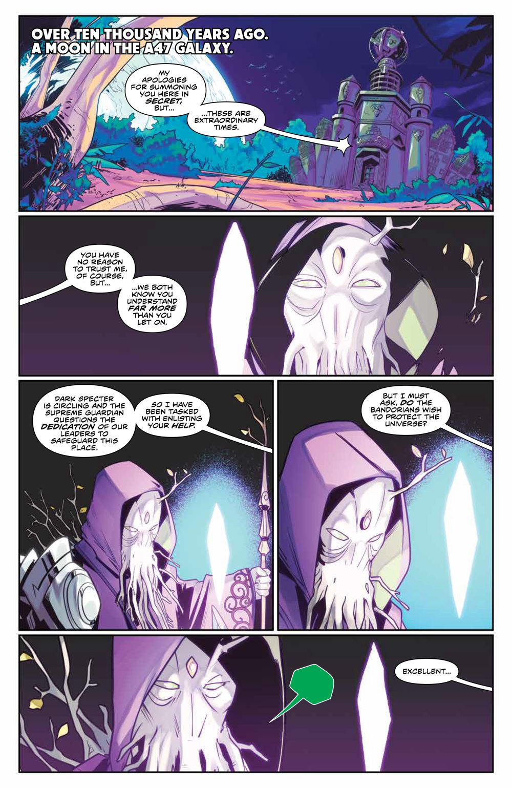 Mighty_Morphin_009_PRESS_3 ComicList Previews: MIGHTY MORPHIN #9
