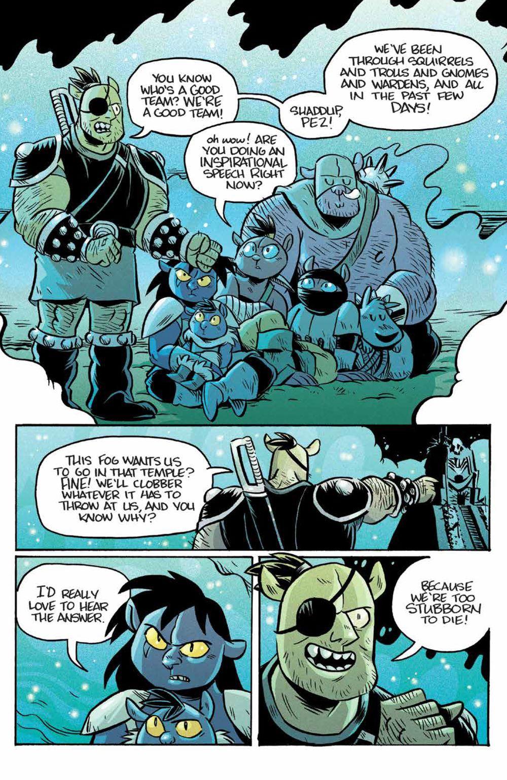 Orcs_006_PRESS_4 ComicList Previews: ORCS #6 (OF 6)