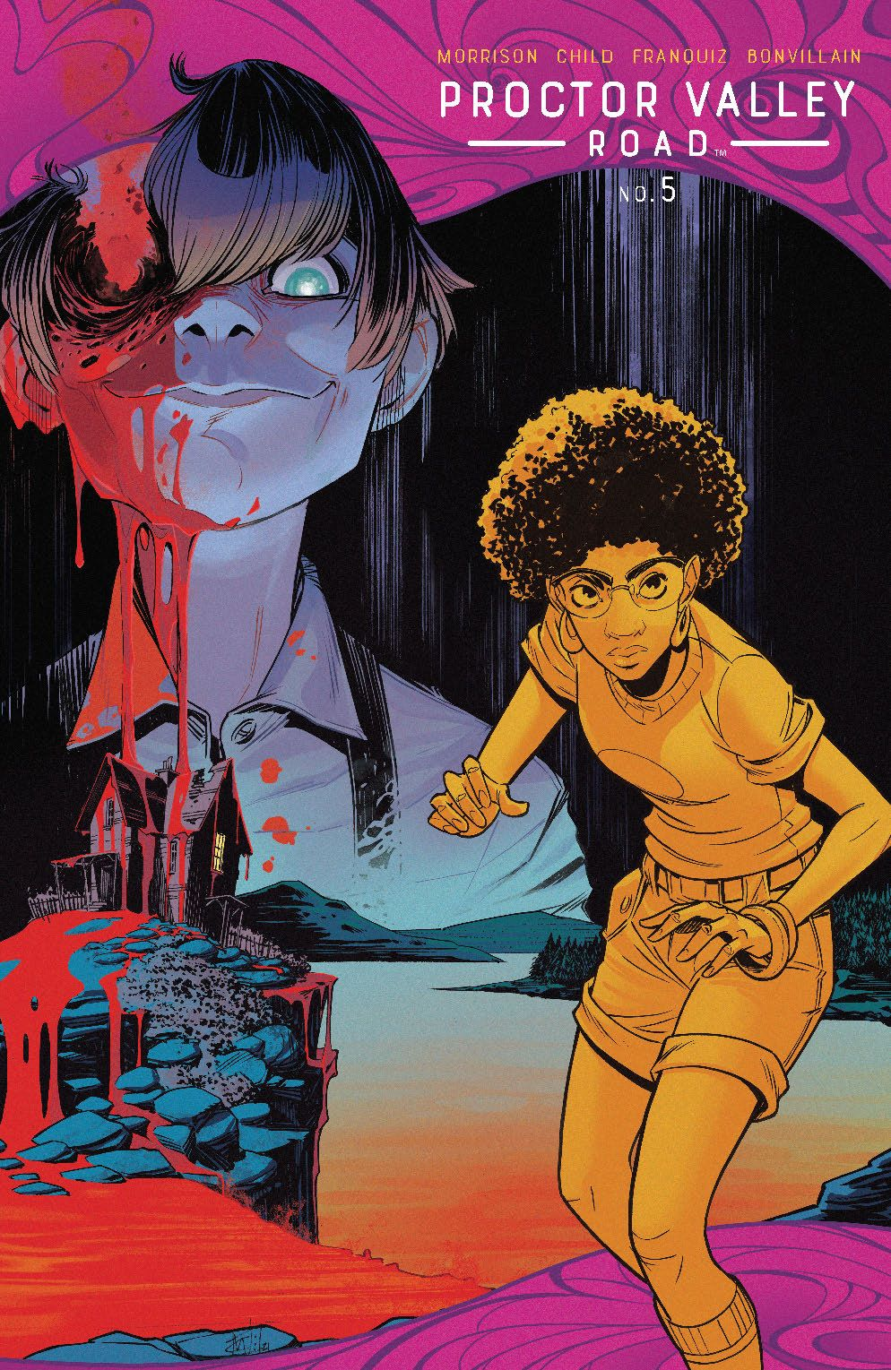 ProctorValleyRoad_005_Cover_B_Variant ComicList Previews: PROCTOR VALLEY ROAD #5 (OF 5)