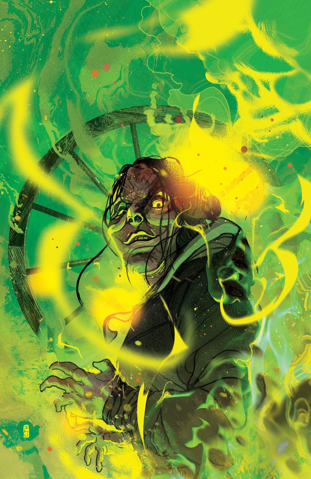 ProctorValleyRoad_005_Cover_E_Unlockable ComicList Previews: PROCTOR VALLEY ROAD #5 (OF 5)