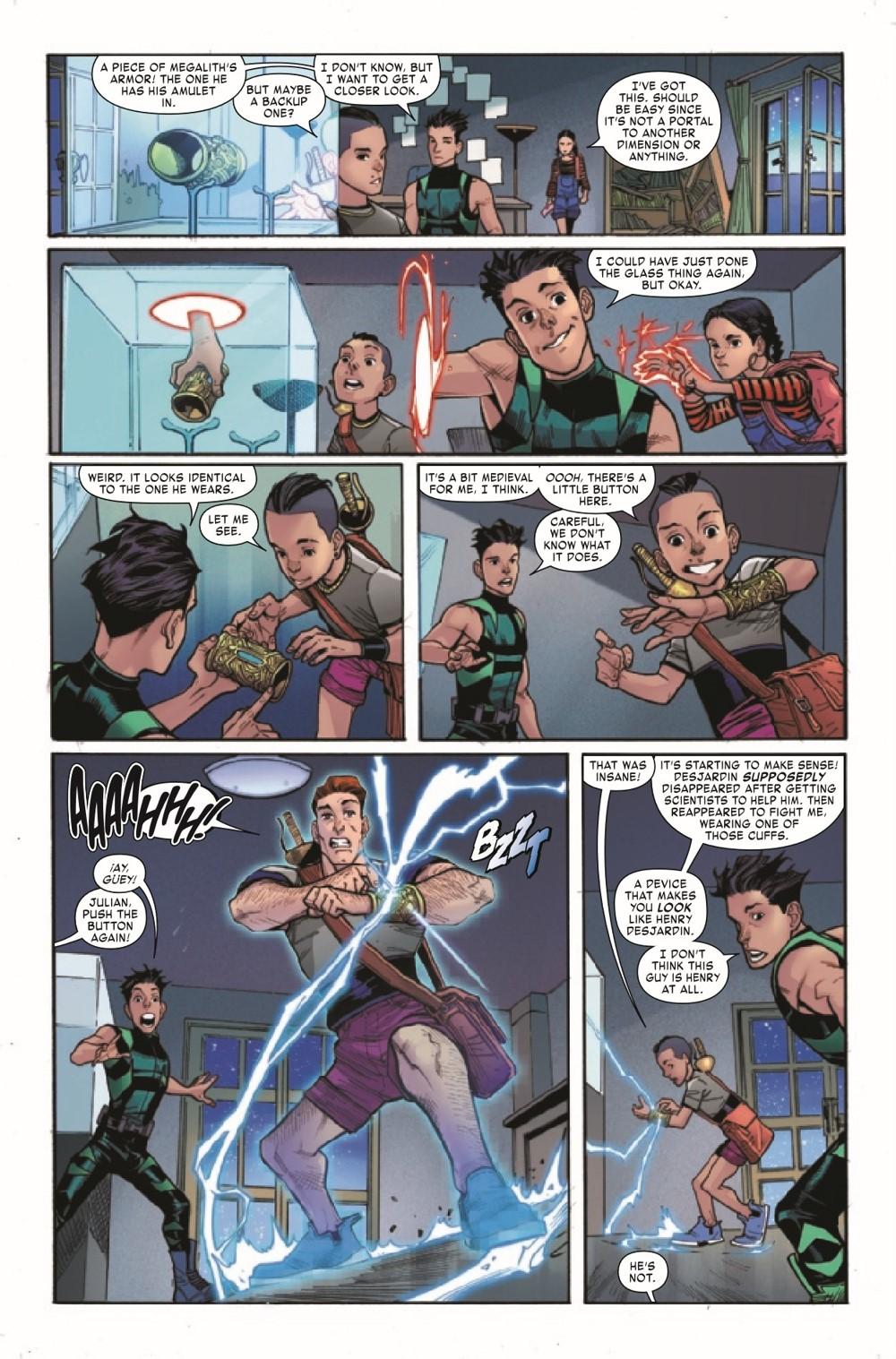 REPTIL2021003_Preview-6 ComicList Previews: REPTIL #3 (OF 4)