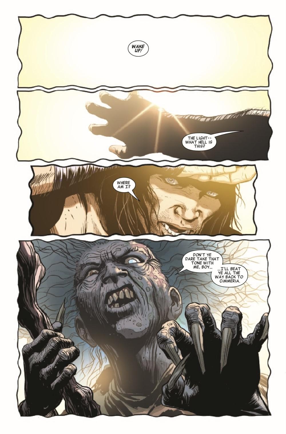 SAVAVEN2019022_Preview-3 ComicList Previews: SAVAGE AVENGERS #22