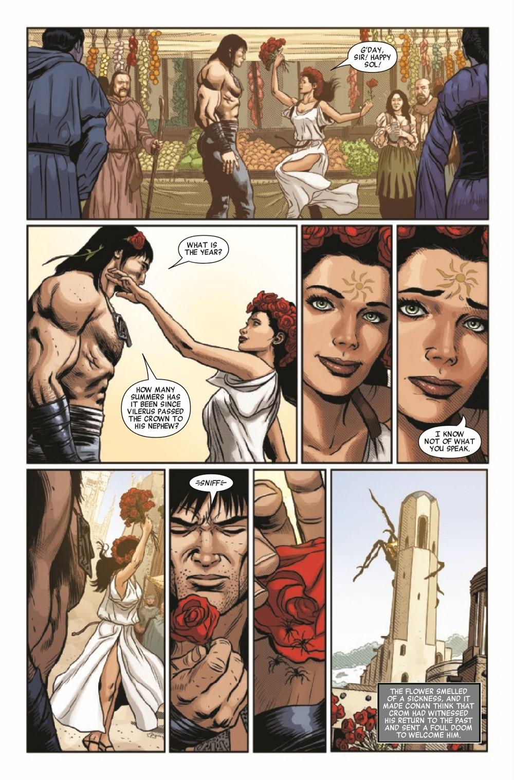 SAVAVEN2019022_Preview-5 ComicList Previews: SAVAGE AVENGERS #22