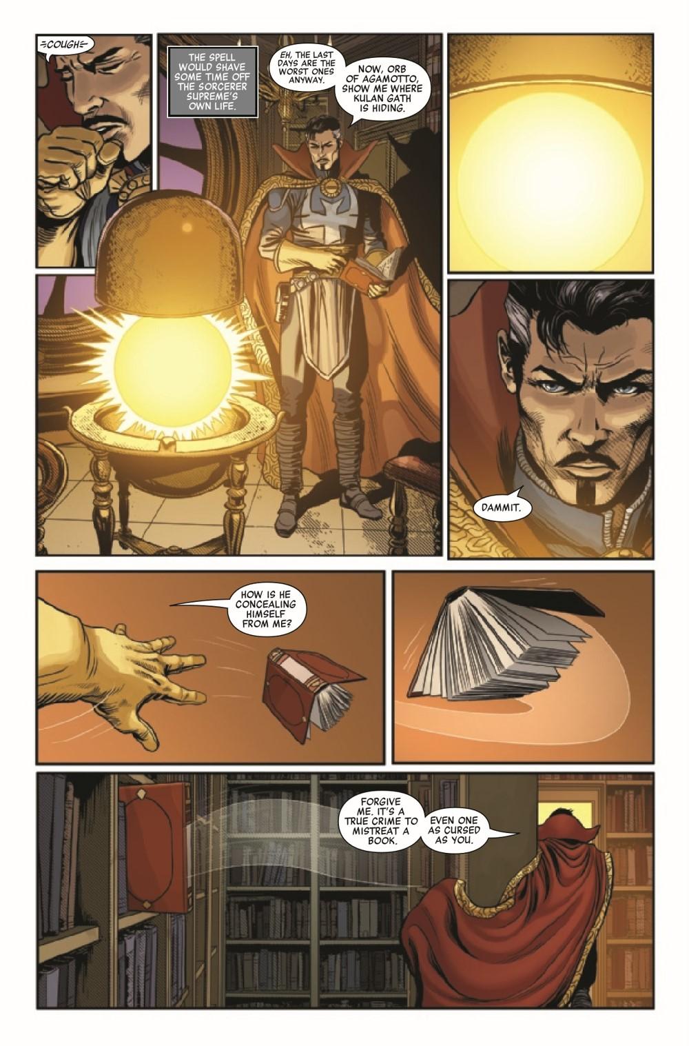 SAVAVEN2019023_Preview-5 ComicList Previews: SAVAGE AVENGERS #23