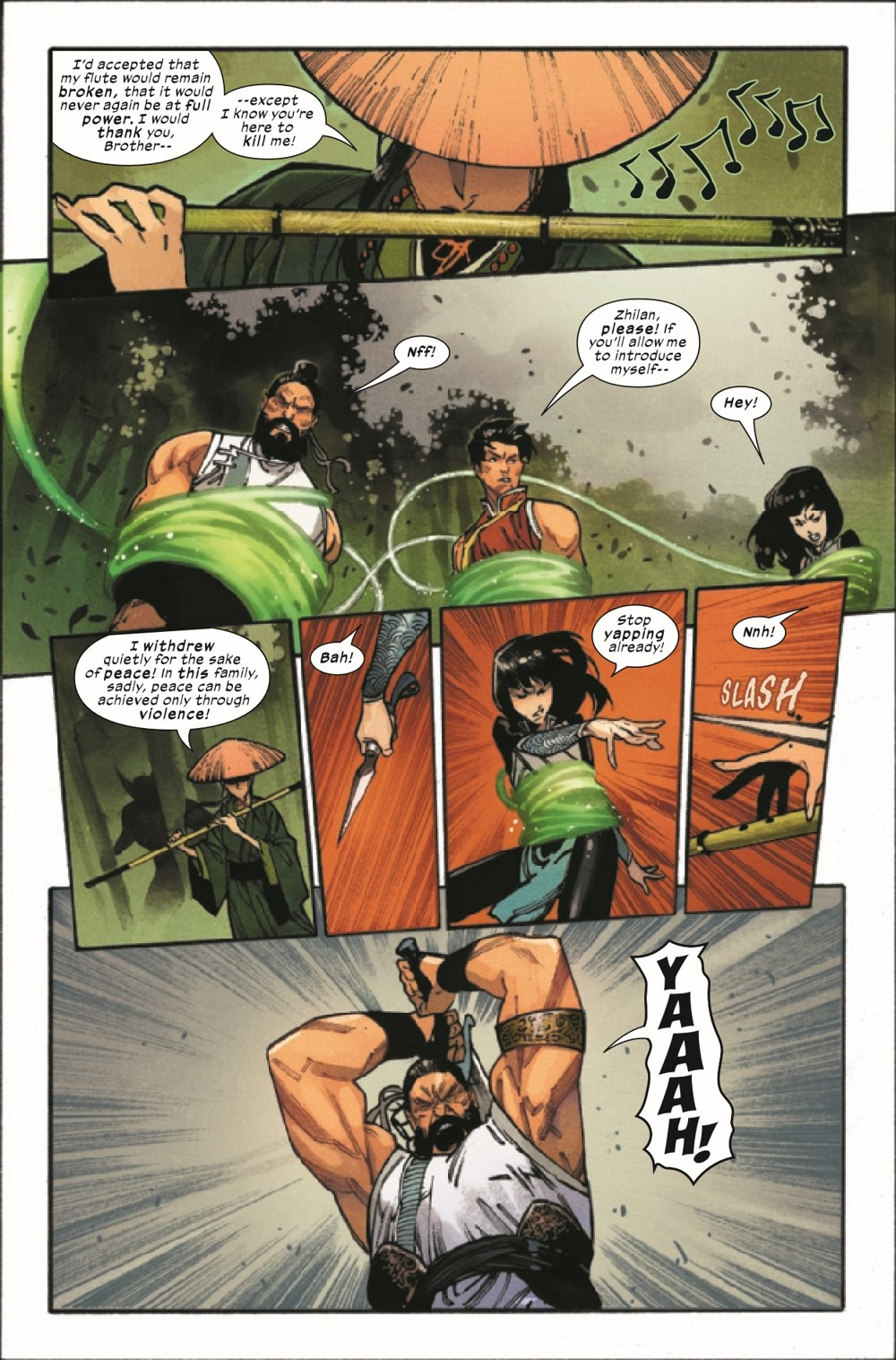 SHANGCHI2021003_Preview-5 ComicList Previews: SHANG-CHI #3