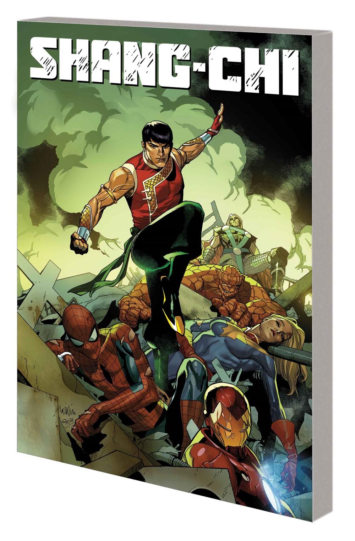 SHANGCHI_VOL_2_TPB Marvel Comics October 2021 Solicitations