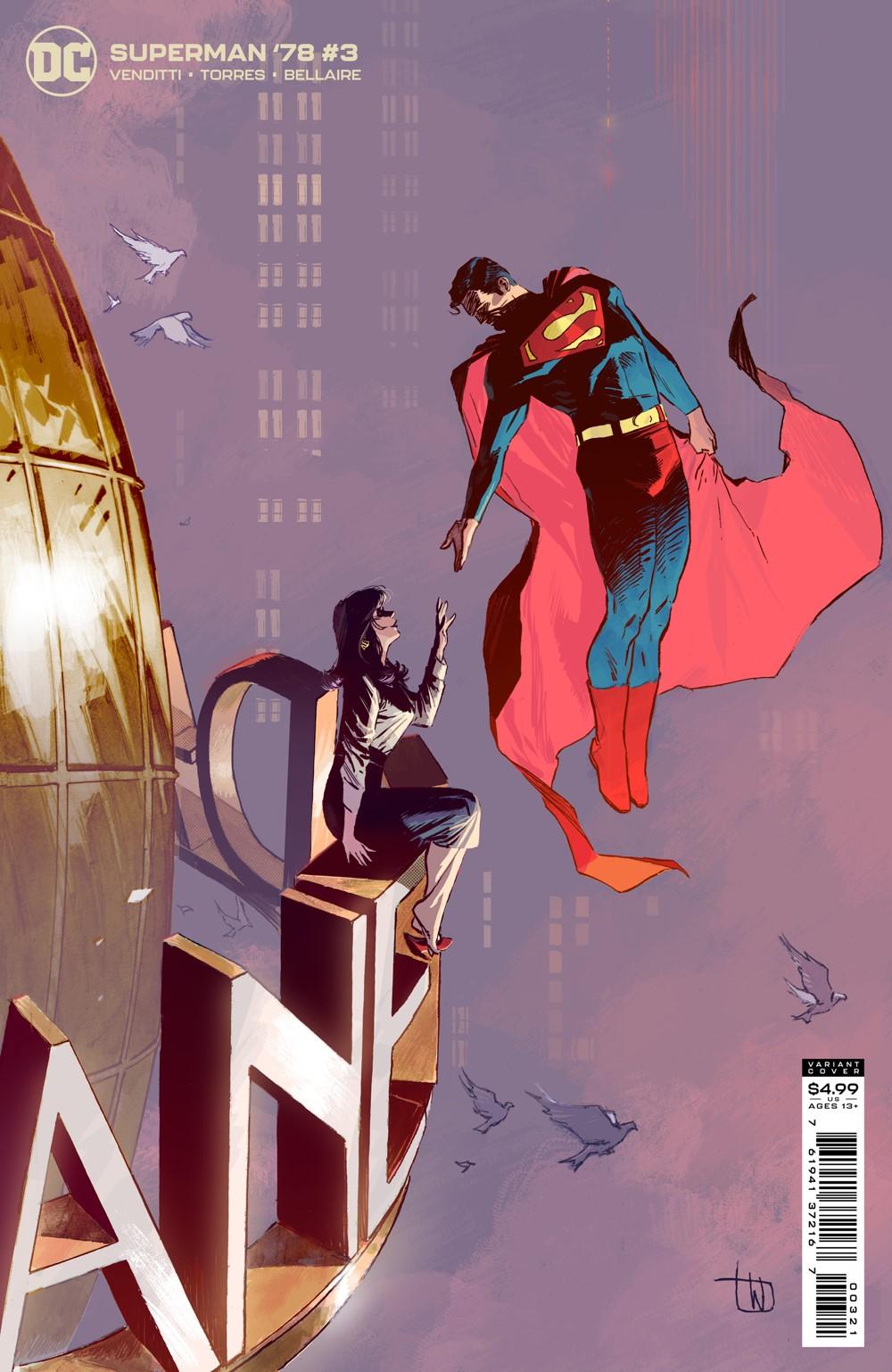 SM78_Cv3_var_00321 DC Comics October 2021 Solicitations