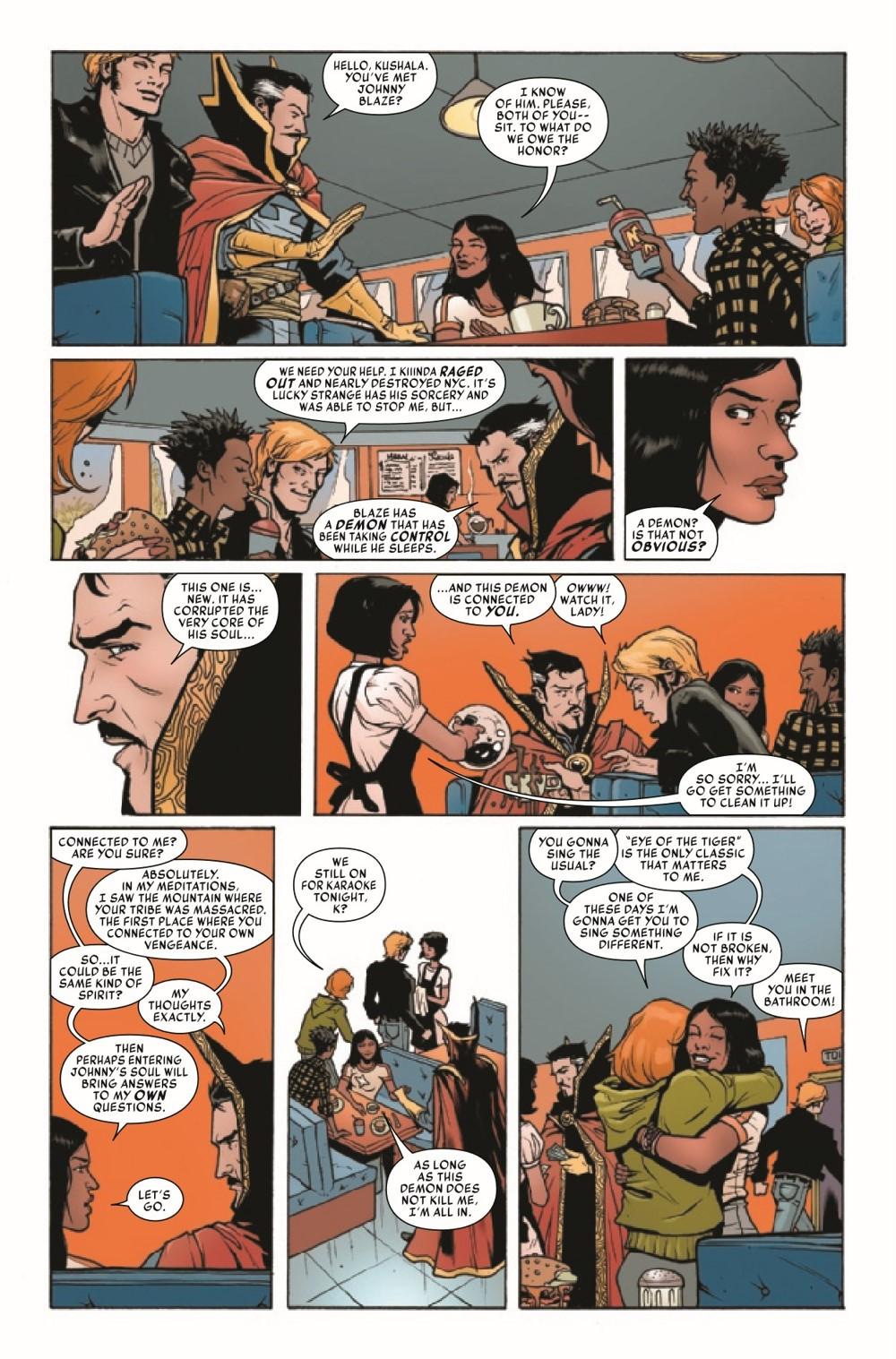 SOVSPRIDER2021001_Preview-4 ComicList Previews: SPIRITS OF VENGEANCE SPIRIT RIDER #1