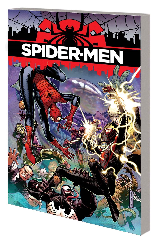 SPIMEN_WC_TPB Marvel Comics October 2021 Solicitations