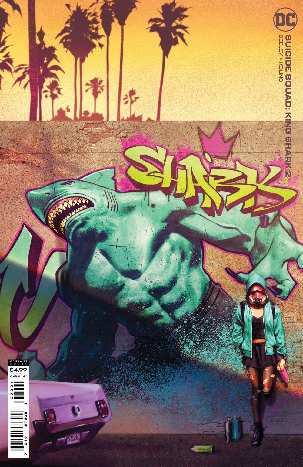SSKS_Cv2_var_00221 DC Comics October 2021 Solicitations