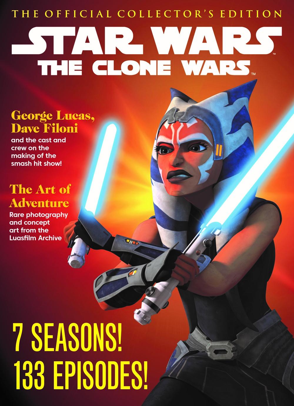 STAR-WARS-CLONE-WARS-NS Titan Comics October 2021 Solicitations