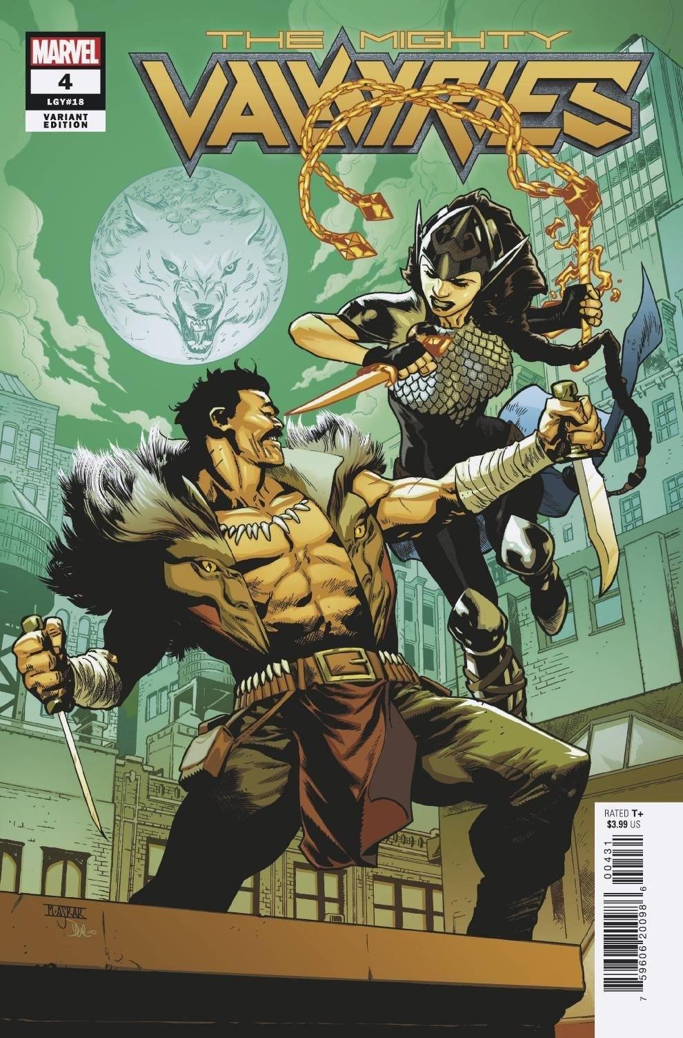 STL194997 ComicList: Marvel Comics New Releases for 07/28/2021