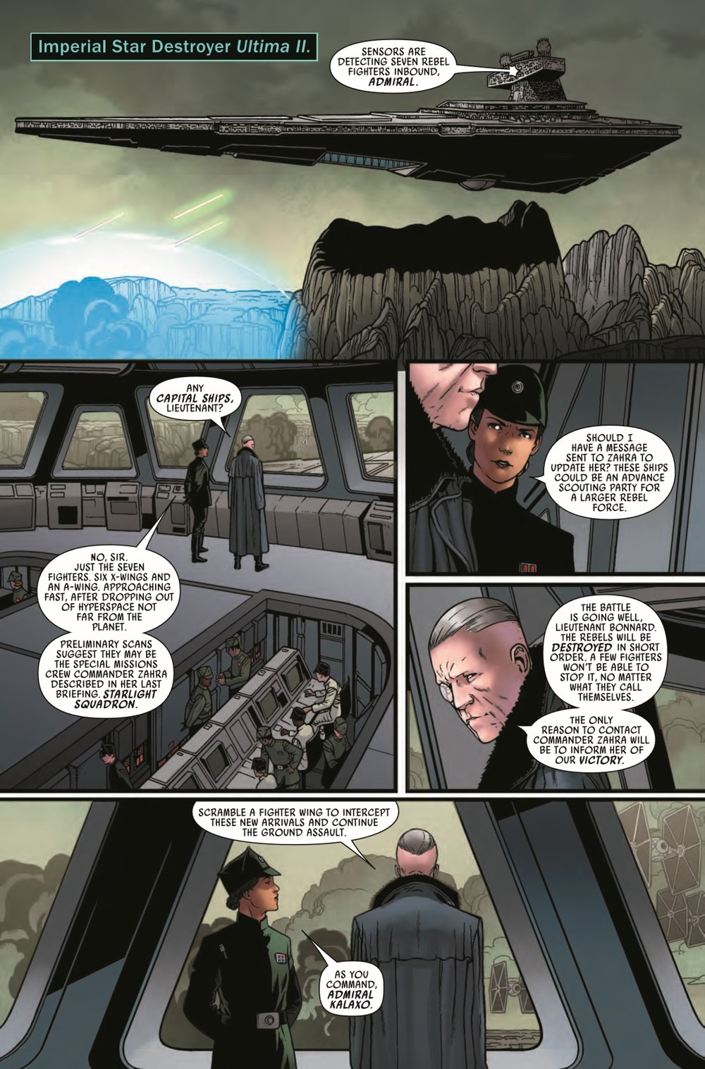 STWARS2020015_Preview-5-1 ComicList Previews: STAR WARS #15