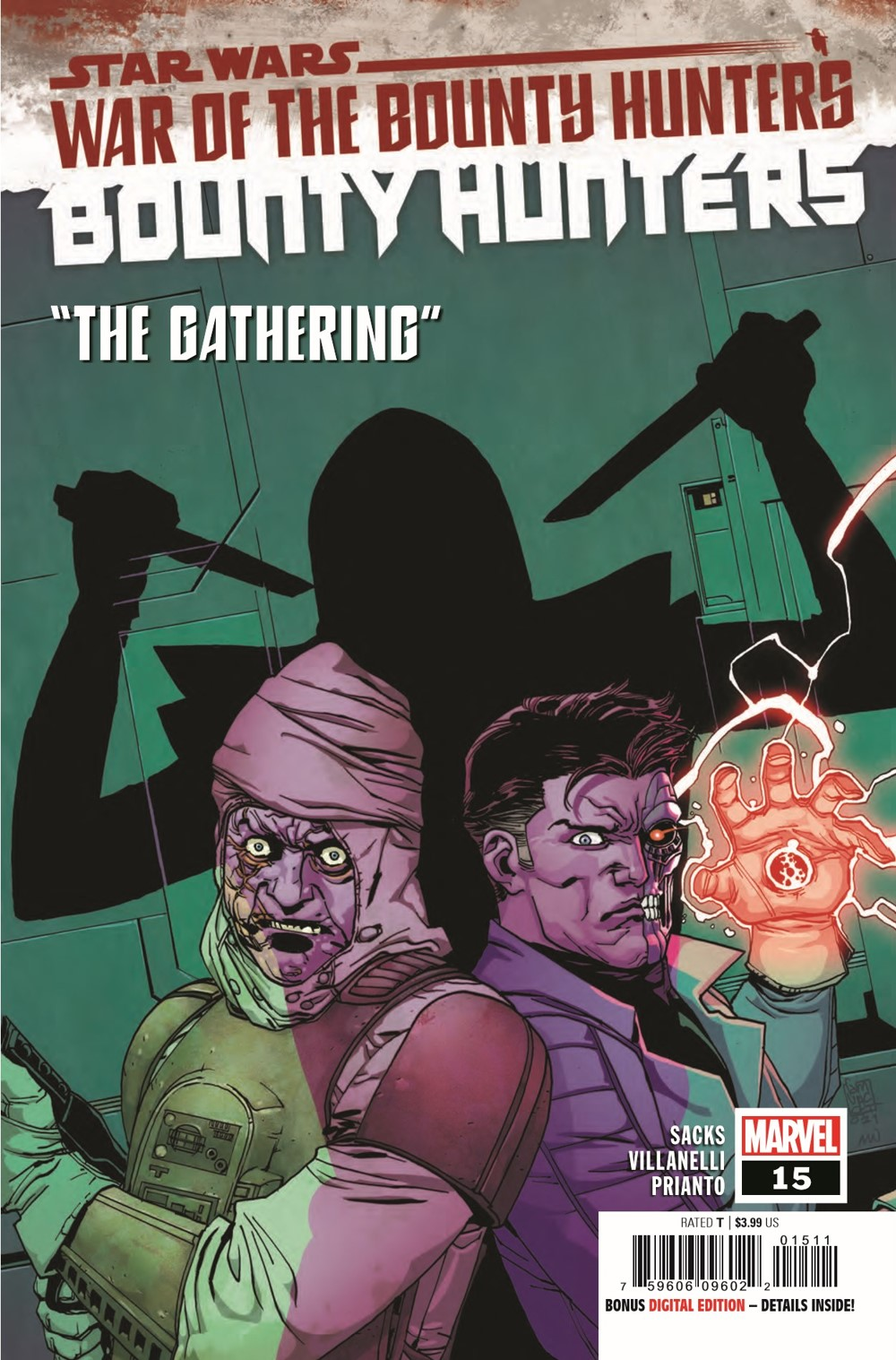 STWBOUNTYHUNT2020015_Preview-1 ComicList Previews: STAR WARS BOUNTY HUNTERS #15