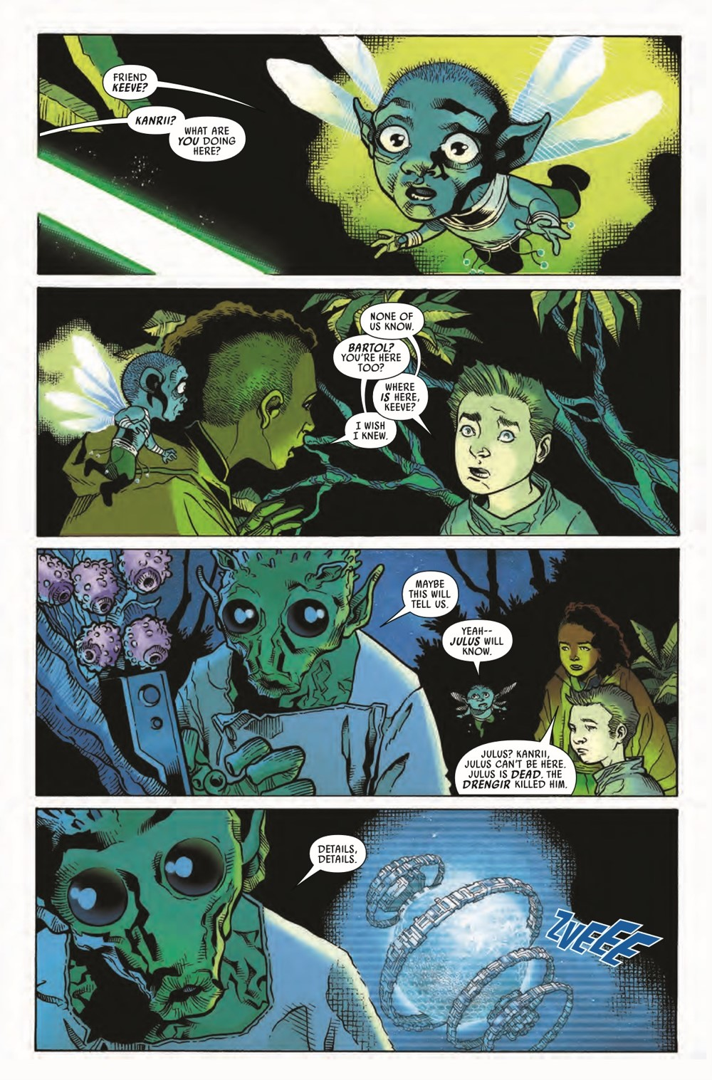 STWHIGHREP2020007_Preview-4 ComicList Previews: STAR WARS THE HIGH REPUBLIC #7