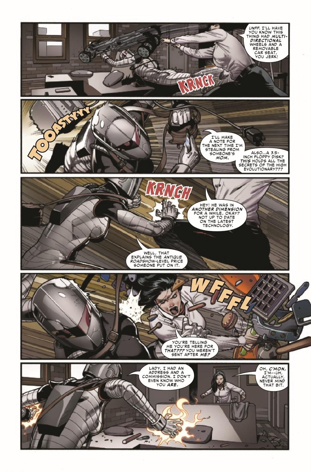 SWOMAN2020013_Preview-4 ComicList Previews: SPIDER-WOMAN #13