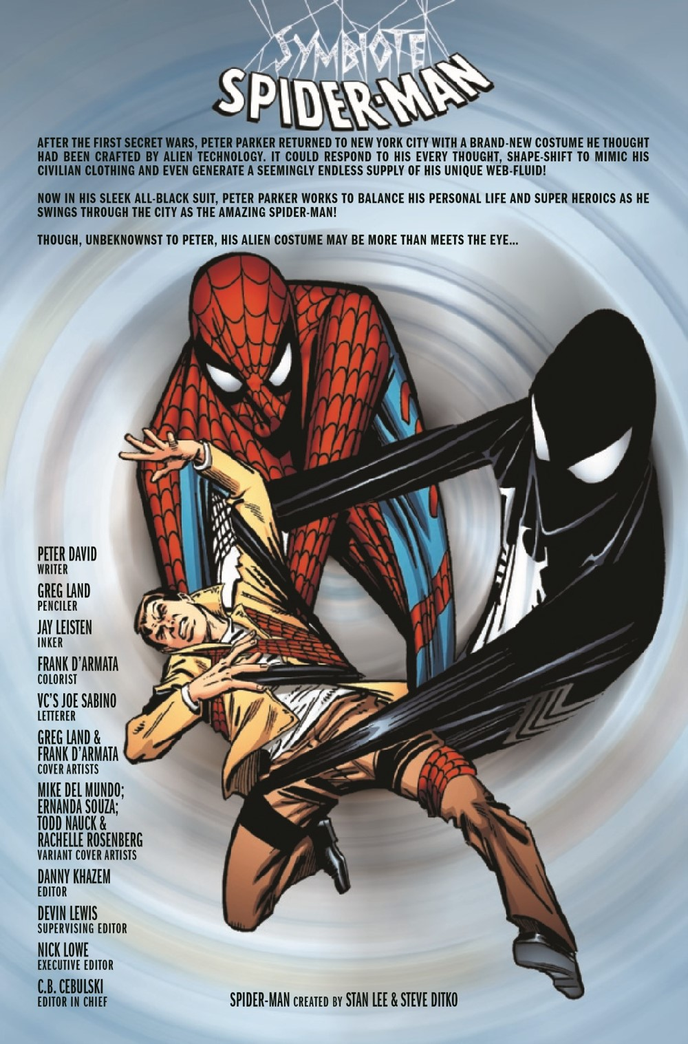 SYMBIOTESMCR2021001_Preview-2 ComicList Previews: SYMBIOTE SPIDER-MAN CROSSROADS #1 (OF 5)