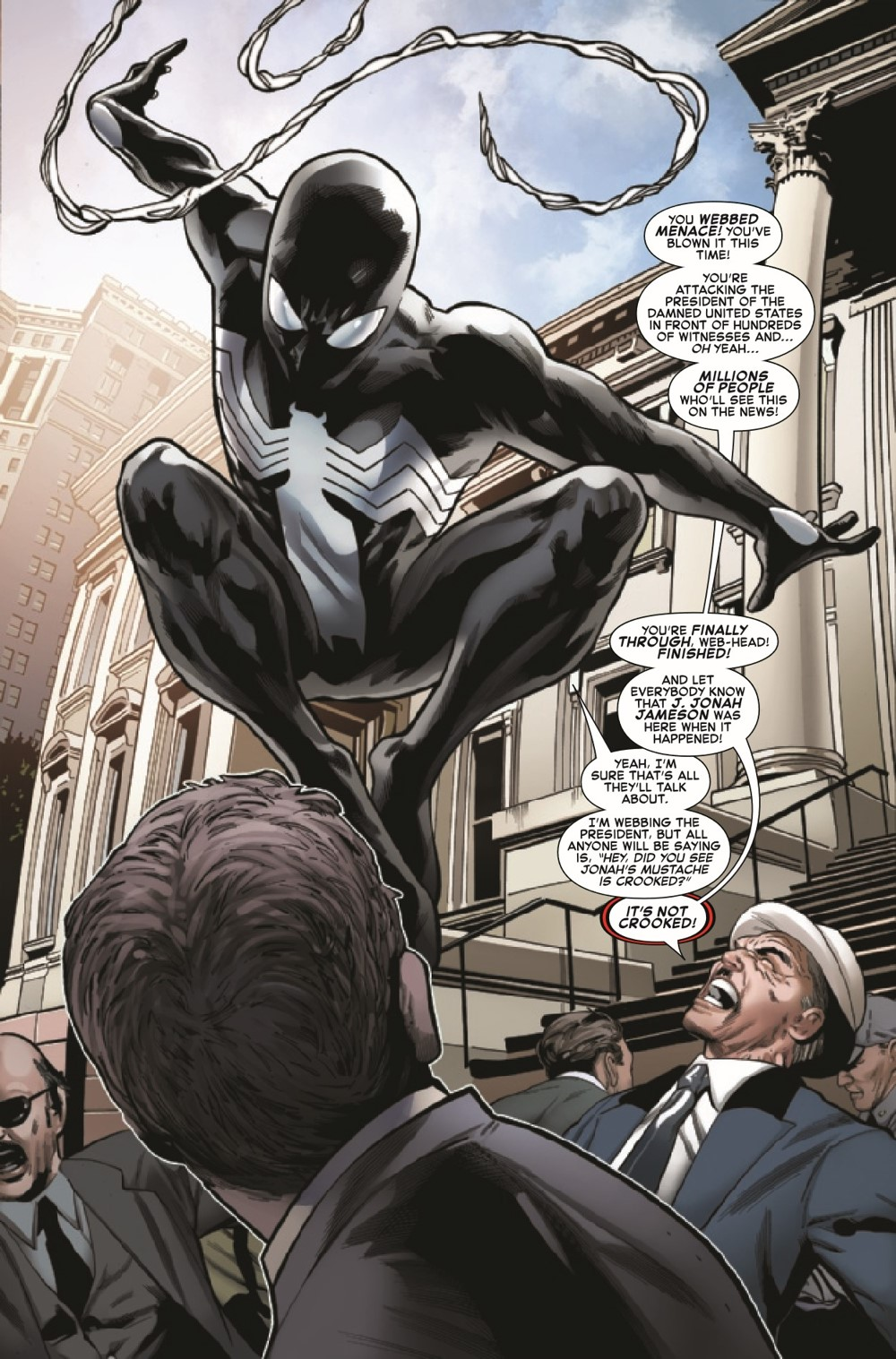 SYMBIOTESMCR2021001_Preview-5 ComicList Previews: SYMBIOTE SPIDER-MAN CROSSROADS #1 (OF 5)
