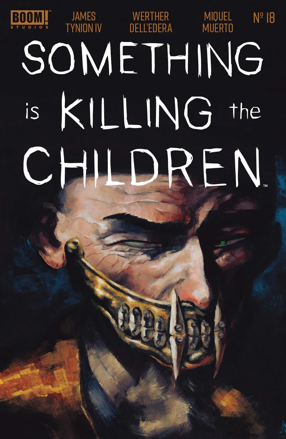 SomethingKillingChildren_018_Cover_A_Main ComicList Previews: SOMETHING IS KILLING THE CHILDREN #18