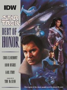 StarTrek_DebtofHonor-pr-1-1-224x300 ComicList Previews: STAR TREK DEBT OF HONOR CLASSIC EDITION GN