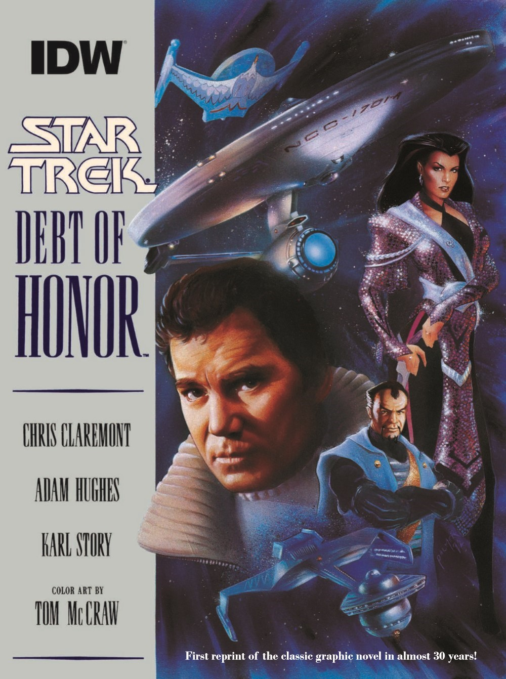StarTrek_DebtofHonor-pr-1-1 ComicList: IDW Publishing New Releases for 08/04/2021
